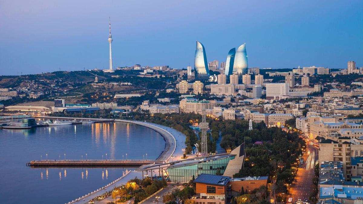 Баку 2020 — отдых, экскурсии, музеи, шоппинг и ... | 675x1200