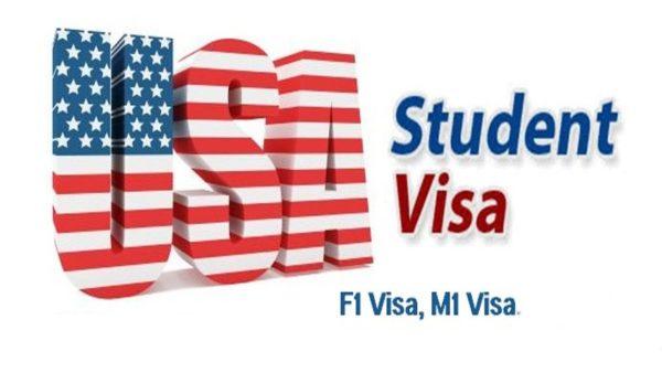 Виза в США для студентов. Образование в США. Образование за рубежом .