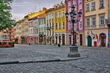 Экскурсии во Львове из Минска - Площадь-рынок