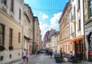Армянский квартал во Львове